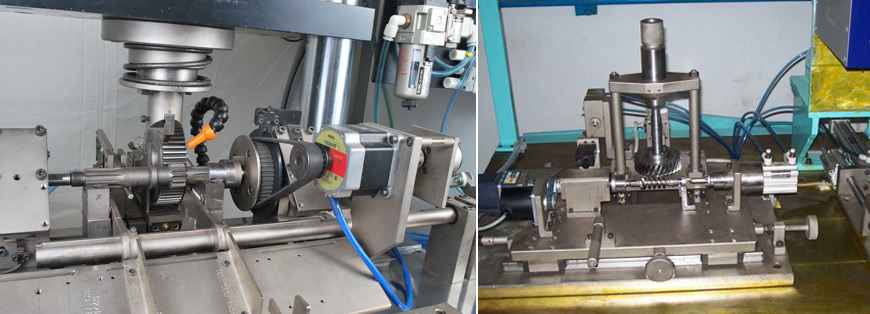 Automatic Shaft Straightening Machine-2